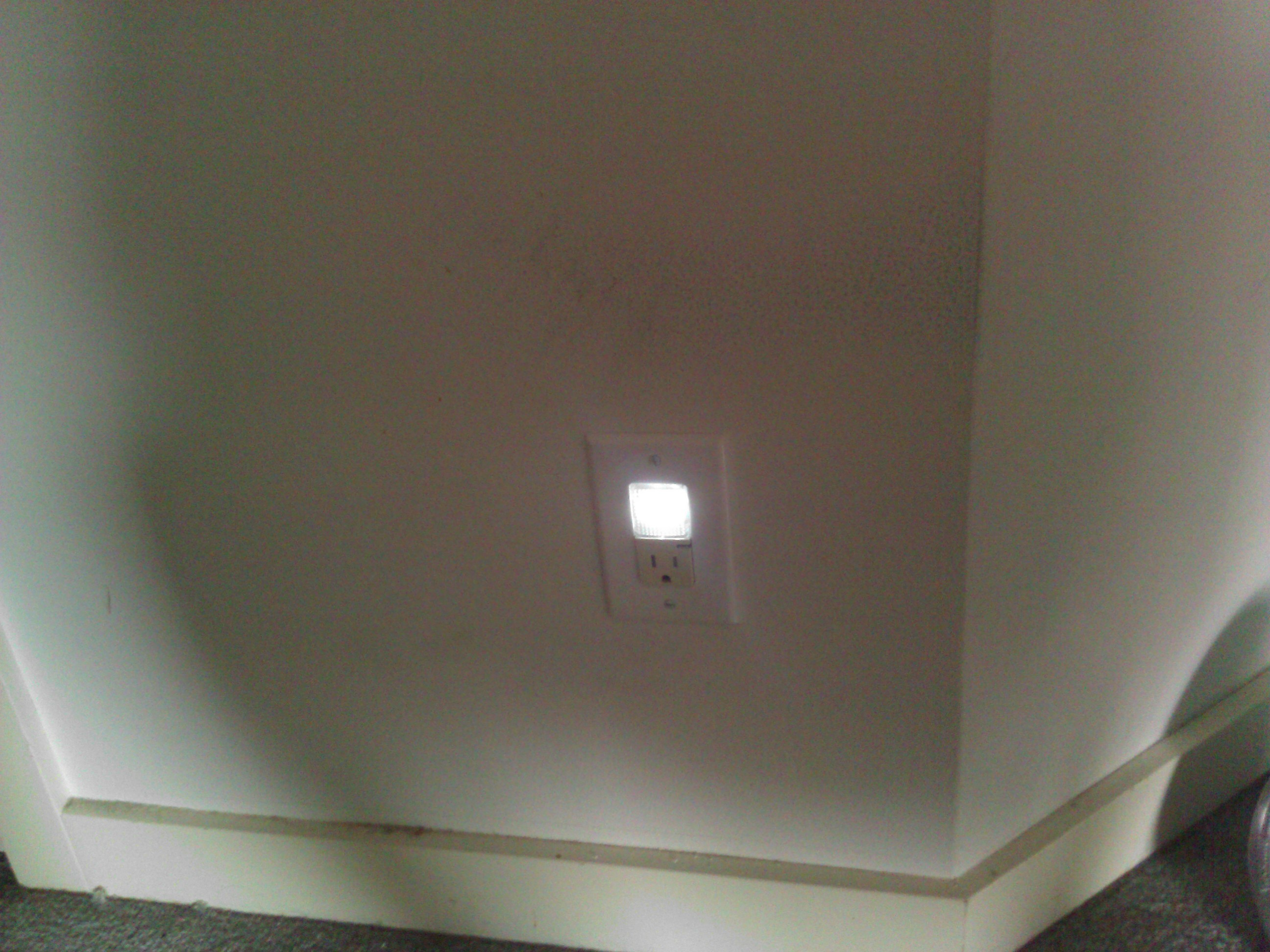 A little home automation hallway night lights homedatacenter not oriented yet finished socket aloadofball Choice Image